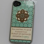 iPhone Skin – Stampin' Up! Style