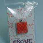 Scrabble Tile Pendant & Video