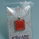 Scrabble Tile Pendant & Video