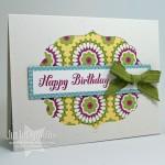 Happy Birthday Quick and Easy
