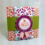 Congrats Grad Box in a Card