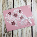 Forever Begins Today Wedding Card