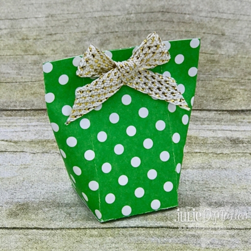 St Patricks Day Favor - The Paper Pixie