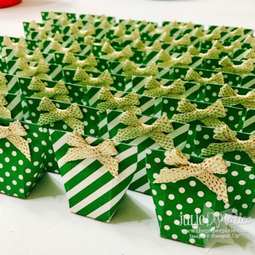 St Patricks Day Favor - Infinity Shot - The Paper Pixie