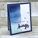 Sending You Hugs with Lovely Words