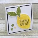 My Main Squeeze Lemon Zest Love Note