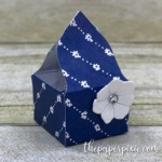 Tiny Envelope Punch Board Treat Holder with Video Tutorial