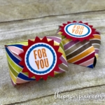 Hershey's Nugget Treat Holder with Video Tutorial