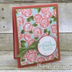 Petal Garden Card of Encouragement