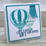 Lift Me Up Mini Card