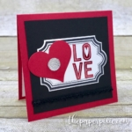 Labels to Love Mini Card