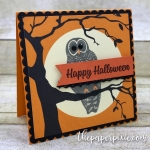 Spooky Night Mini Card