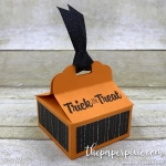 Scalloped Tag Topper Treat Box with Video Tutorial