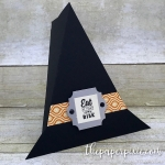 Witch Hat Treat Holder with Video Tutorial