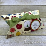 Geometric Pillow Box with Video Tutorial