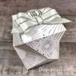 Faceted Gift Box for the InKing Royalty Blog Hop