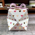 Another Faceted Gift Box with Video Tutorial