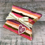 Small Geometric Pillow Box