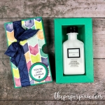 Shadow Box Gift Box for Mini Lotion