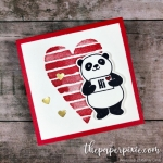 Party Pandas Mini Valentine