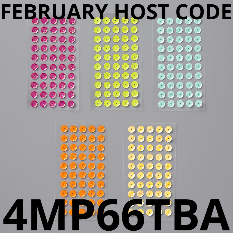 HOST CODE – 4MP66TBA