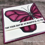 Beautiful Day Mini Card