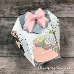 Sweet Soiree Treat Holder with Video Tutorial