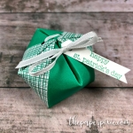 Squash Box Treat Holder with Video Tutorial