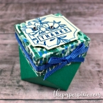 Mini Diamond Box with Video Tutorial