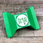 Candy Wrapper Box with Video Tutorial