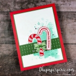 Candy Cane Season Card
