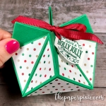 Faceted Gift Box with Video Tutorial