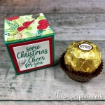 Ferrero Pop-Up Box with Video Tutorial