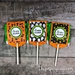 Happy Halloween Lollipop Covers!