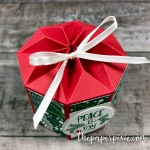 Octagon Star Gift Box with Video Tutorial