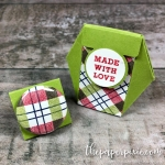 Mini Hexagon Gift Bag with Video Tutorial