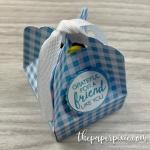 Scalloped Tag Topper Easter Egg Box