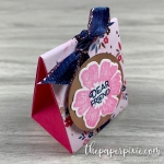 Everything is Rosy Mini Triangle Box