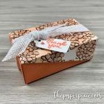 Diagonal Hinged-Lid Box