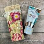 Faceted Body Cream Gift Box Tutorial