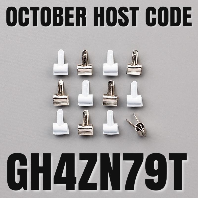 HOST CODE – GH4ZN79T