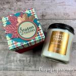 Candle Jar Gift Box Tutorial