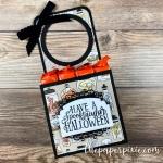 Halloween Door Hanger Tutorial