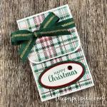 Merci Chocolate Gift Card Holder