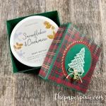Body Butter Gift Box Tutorial